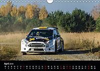 Schnell - Schneller - Rallye (Wandkalender 2019 DIN A4 quer) - Produktdetailbild 4