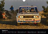 Schnell - Schneller - Rallye (Wandkalender 2019 DIN A4 quer) - Produktdetailbild 8