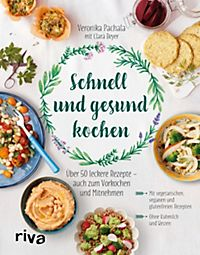 5 Zutaten Küche | schnell und gesund kochen 196977790