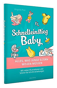 Schnelleinstieg Baby - Alles, was junge Eltern wissen müssen - Produktdetailbild 1
