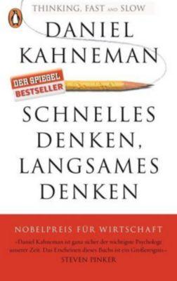 Schnelles Denken, langsames Denken, Daniel Kahneman