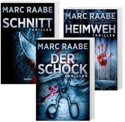 Schnitt / Der Schock / Heimweh - Marc Raabe |
