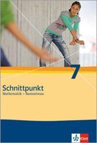 Schnittpunkt Mathematik - Basisniveau, Ausgabe Schleswig-Holstein: 7. Schuljahr, Arbeitsheft