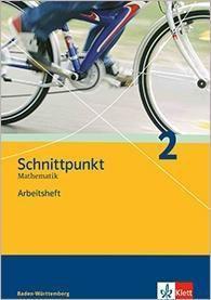 Schnittpunkt Mathematik, Realschule Baden-Württemberg: Bd.2 Klasse 6, Arbeitsheft
