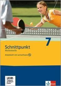 Schnittpunkt Mathematik, Realschule Hessen und Schleswig-Holstein: 7. Schuljahr, Arbeitsheft m. CD-ROM