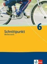 Schnittpunkt Mathematik, Realschule Hessen und Schleswig-Holstein: 6. Schuljahr, Schülerbuch
