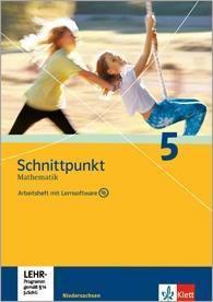 Schnittpunkt Mathematik, Realschule Niedersachsen, Neubearbeitung: 5. Schuljahr, Arbeitsheft m. CD-ROM