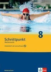 Schnittpunkt Mathematik, Realschule Niedersachsen, Neubearbeitung: 8. Schuljahr, Arbeitsheft m. CD-ROM