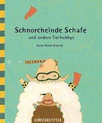 Schnorchelnde Schafe, Anne Marie Braune