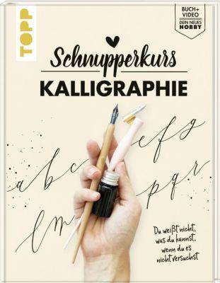 Schnupperkurs - Kalligraphie - Clara Riemer pdf epub