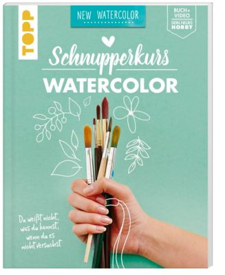 Schnupperkurs - Watercolor - Christin Stapff |
