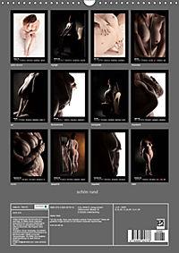 schön rund (Wandkalender 2019 DIN A3 hoch) - Produktdetailbild 13