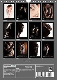 schön rund (Wandkalender 2019 DIN A4 hoch) - Produktdetailbild 13