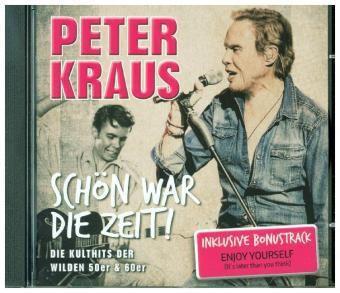 Schön war die Zeit!, Peter Kraus