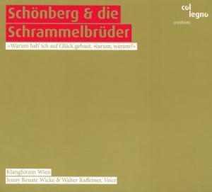 Schönberg, Klangforum Wien