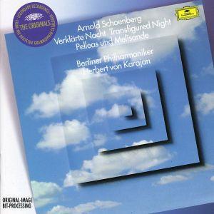 Schoenberg: Verklärte Nacht, Pelleas und Melisande, Herbert von Karajan, Bp