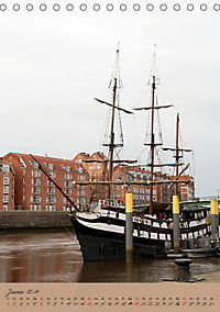 Schöne alte Hansestadt Bremen (Tischkalender 2019 DIN A5 hoch) - Produktdetailbild 1