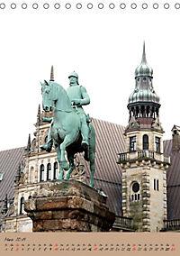 Schöne alte Hansestadt Bremen (Tischkalender 2019 DIN A5 hoch) - Produktdetailbild 3