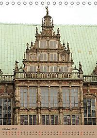 Schöne alte Hansestadt Bremen (Tischkalender 2019 DIN A5 hoch) - Produktdetailbild 10