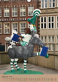 Schöne alte Hansestadt Bremen (Wandkalender 2019 DIN A3 hoch) - Produktdetailbild 9