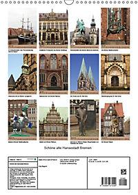 Schöne alte Hansestadt Bremen (Wandkalender 2019 DIN A3 hoch) - Produktdetailbild 13