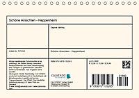 Schöne Ansichten - Heppenheim an der Bergstraße (Tischkalender 2019 DIN A5 quer) - Produktdetailbild 13