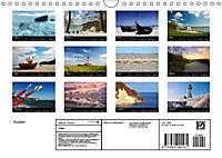 schöne Küsten (Wandkalender 2019 DIN A4 quer) - Produktdetailbild 13
