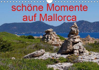 schöne Momente auf Mallorca (Wandkalender 2019 DIN A4 quer), Ann-Kathrin Georg