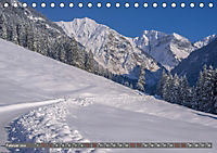 Schöne Wanderungen um Oberstdorf (Tischkalender 2019 DIN A5 quer) - Produktdetailbild 2