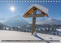 Schöne Wanderungen um Oberstdorf (Tischkalender 2019 DIN A5 quer) - Produktdetailbild 1