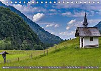 Schöne Wanderungen um Oberstdorf (Tischkalender 2019 DIN A5 quer) - Produktdetailbild 5