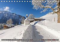 Schöne Wanderungen um Oberstdorf (Tischkalender 2019 DIN A5 quer) - Produktdetailbild 12