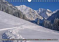 Schöne Wanderungen um Oberstdorf (Wandkalender 2019 DIN A4 quer) - Produktdetailbild 2