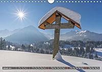 Schöne Wanderungen um Oberstdorf (Wandkalender 2019 DIN A4 quer) - Produktdetailbild 1