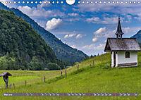 Schöne Wanderungen um Oberstdorf (Wandkalender 2019 DIN A4 quer) - Produktdetailbild 5