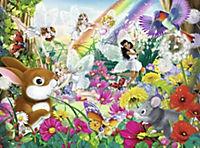 Schöner Feenwald (Kinderpuzzle) - Produktdetailbild 1