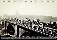 Schönes altes London in historischen Bildern (Tischkalender 2019 DIN A5 quer) - Produktdetailbild 11