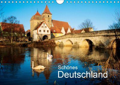 Schönes Deutschland (Wandkalender 2019 DIN A4 quer), McPHOTO / Fischer / Scholz / Steinkamp / Hellwig