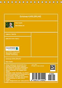 Schönes Karlsruhe (Tischkalender 2019 DIN A5 hoch) - Produktdetailbild 13