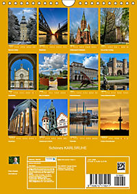 Schönes Karlsruhe (Wandkalender 2019 DIN A4 hoch) - Produktdetailbild 13