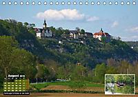 Schönes Ostthüringen (Tischkalender 2019 DIN A5 quer) - Produktdetailbild 8