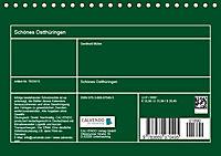 Schönes Ostthüringen (Tischkalender 2019 DIN A5 quer) - Produktdetailbild 13