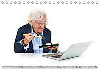 Schönheit im Alter - Auf den Geschmack gekommen (Tischkalender 2019 DIN A5 quer) - Produktdetailbild 6