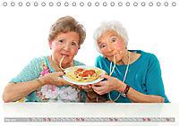 Schönheit im Alter - Auf den Geschmack gekommen (Tischkalender 2019 DIN A5 quer) - Produktdetailbild 5