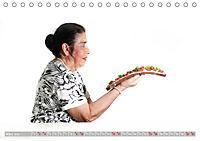 Schönheit im Alter - Auf den Geschmack gekommen (Tischkalender 2019 DIN A5 quer) - Produktdetailbild 3