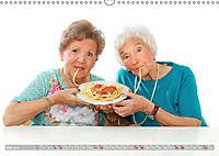 Schönheit im Alter - Auf den Geschmack gekommen (Wandkalender 2019 DIN A3 quer) - Produktdetailbild 5