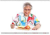 Schönheit im Alter - Auf den Geschmack gekommen (Wandkalender 2019 DIN A2 quer) - Produktdetailbild 4