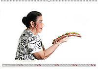 Schönheit im Alter - Auf den Geschmack gekommen (Wandkalender 2019 DIN A2 quer) - Produktdetailbild 3