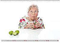 Schönheit im Alter - Auf den Geschmack gekommen (Wandkalender 2019 DIN A2 quer) - Produktdetailbild 8