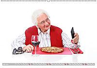 Schönheit im Alter - Auf den Geschmack gekommen (Wandkalender 2019 DIN A2 quer) - Produktdetailbild 7